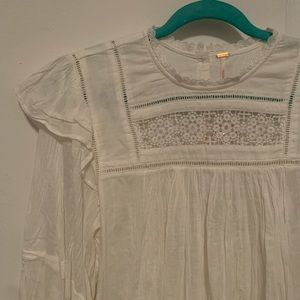 Free People Laura Top NWT
